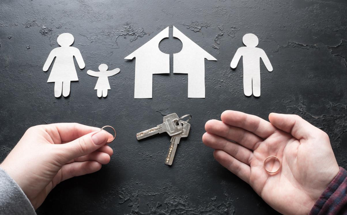 Как разделить совместный долг при разводе?