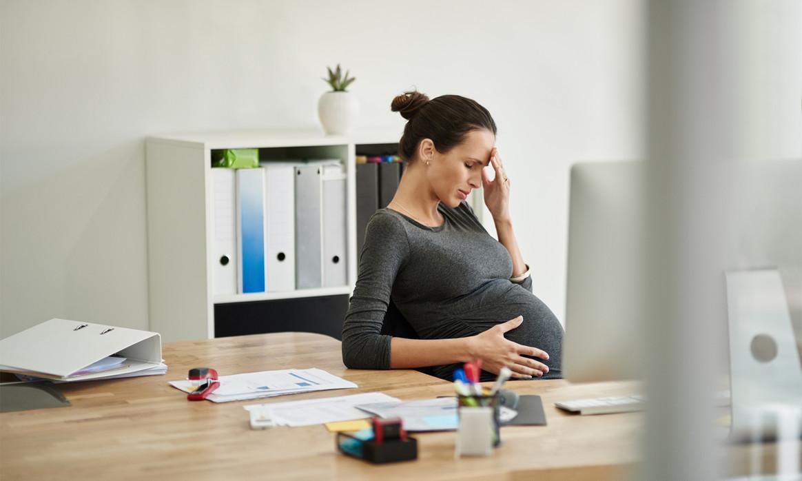 Как оформить декретный отпуск по беременности?