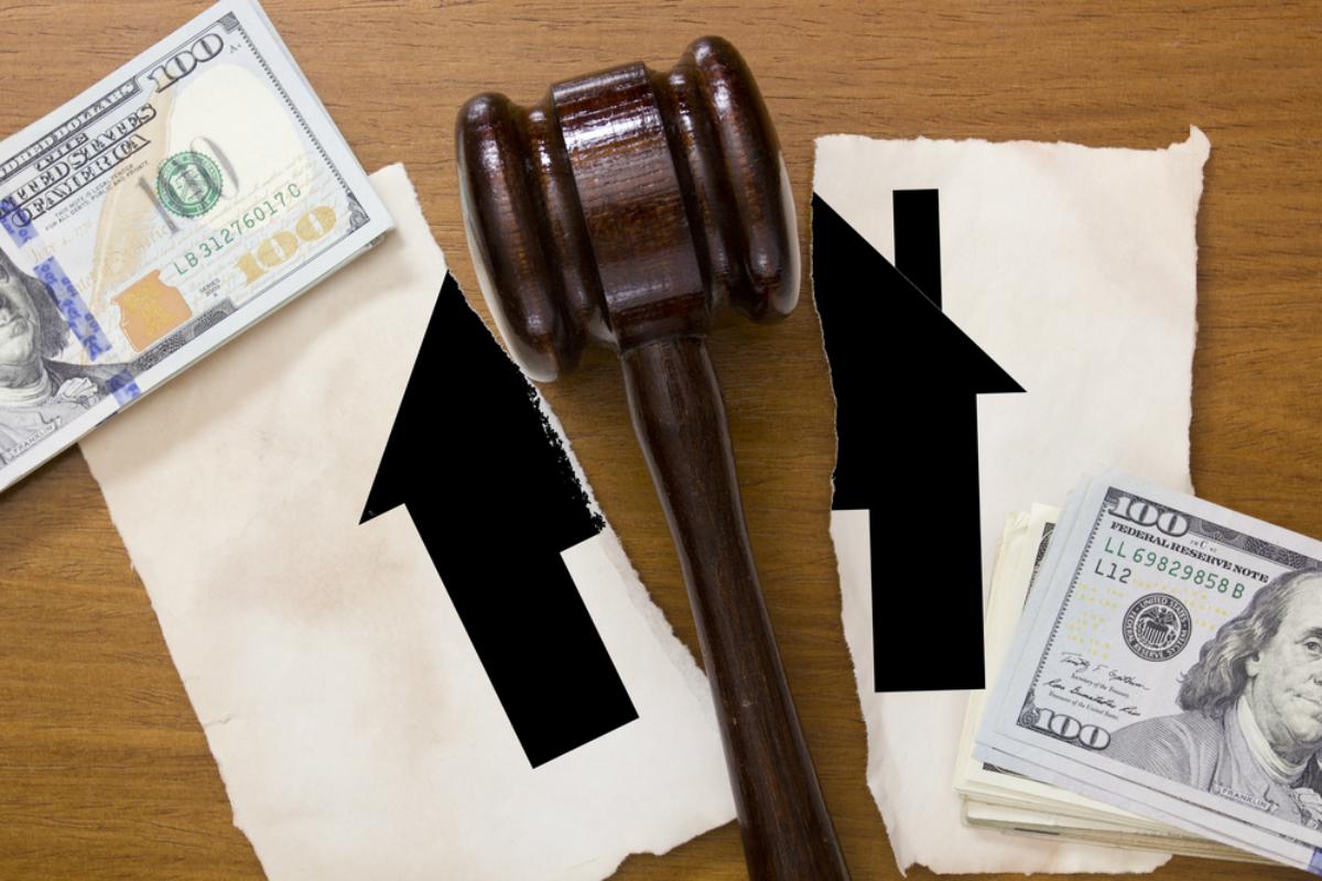 Раздел квартиры на доли через суд
