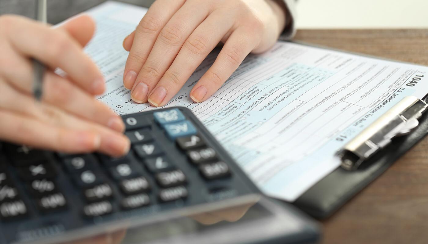 Штрафы за неуплату налогов физическим лицом